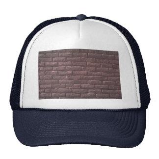 Illustrative Red brick wall Cap