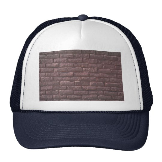 Illustrative Red brick wall Cap