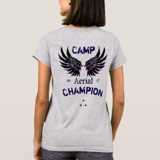 Illyrian Warrior Camp/Aerial Champion ACOTAR T-Shirt