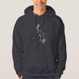 Ilocos dark grey hoodie