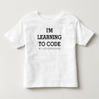 #ILookLikeanEngineer Toddler T-Shirt