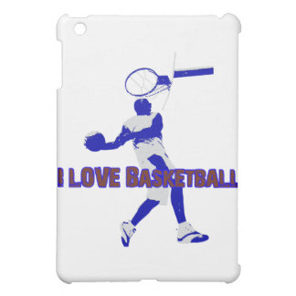 ILoveBasketball Offense iPad Mini Covers