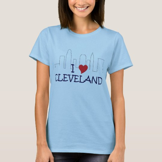 Ilovecleveland300 T-Shirt