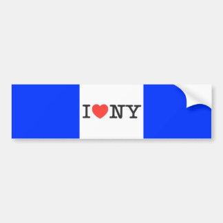 iloveny bumper stickers