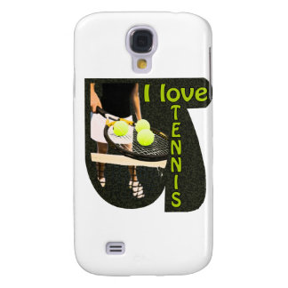 ILoveTennis Backhand Samsung Galaxy S4 Covers