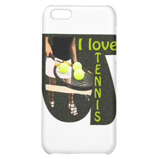 ILoveTennis Backhand Case For iPhone 5C