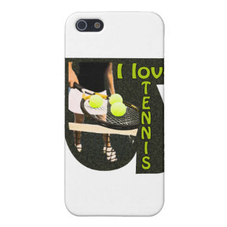 ILoveTennis Backhand Case For iPhone 5