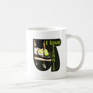 ILoveTennis Backhand Mugs