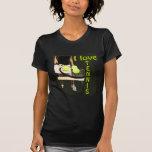 ILoveTennis Backhand T Shirts