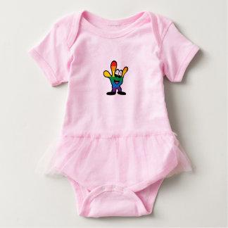 ILY Baby Tutu Bodysuit