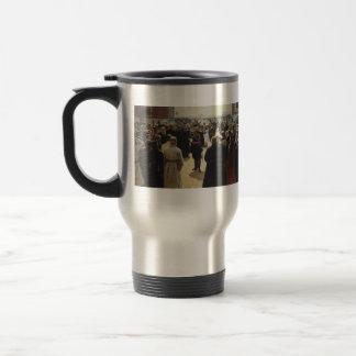 Ilya Repin-Aleksander III receiving elders 15 Oz Stainless Steel Travel Mug