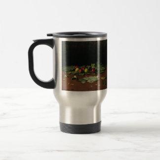 Ilya Repin- Apples and Leaves 15 Oz Stainless Steel Travel Mug