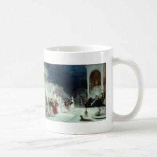Ilya Repin- Ballet scene Coffee Mug