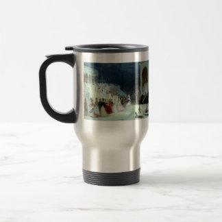 Ilya Repin- Ballet scene Mugs