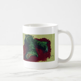 Ilya Repin- Boots of the prince Coffee Mugs