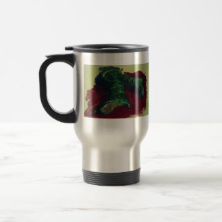 Ilya Repin- Boots of the prince Stainless Steel Travel Mug