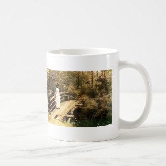 Ilya Repin- Bridge in Abramtsevo Coffee Mug