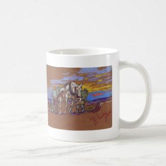 Ilya Repin- Carrying Horse Mugs