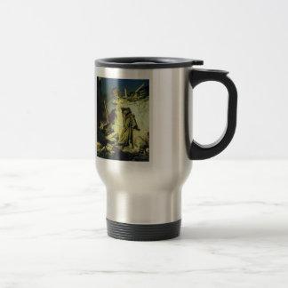 Ilya Repin- Cry of prophet Jeremiah Stainless Steel Travel Mug