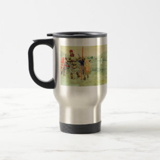 Ilya Repin- David and Goliath Coffee Mugs