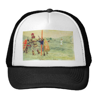 Ilya Repin- David and Goliath Hats