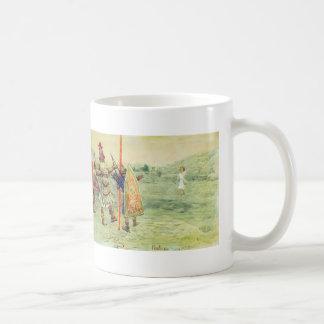 Ilya Repin- David and Goliath Coffee Mug