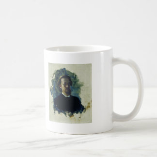 Ilya Repin- Head of a Man Coffee Mugs