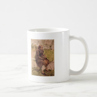 Ilya Repin- Hunchback (study) Basic White Mug