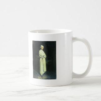Ilya Repin- Poprishchin Classic White Coffee Mug