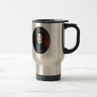 Ilya Repin- Portrait of a Boy Coffee Mug