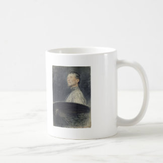 Ilya Repin: Portrait of A.E. Arkhipov Coffee Mug