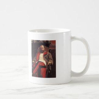 Ilya Repin- Portrait of Composer Cesar Cui Coffee Mugs