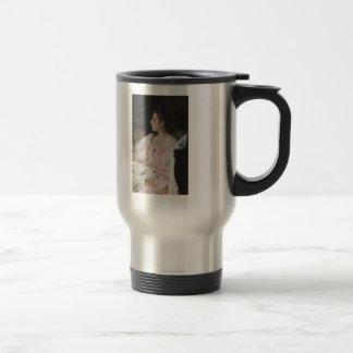 Ilya Repin- Portrait of Countess Natalia Golovina Mug