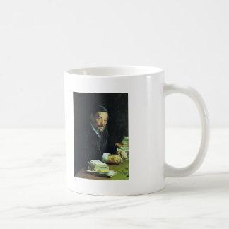 Ilya Repin- Portrait of Ivan Mikhaylovich Sechenov Basic White Mug