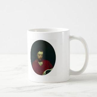 Ilya Repin- Portrait of Ivan Stepanovich Panov Basic White Mug