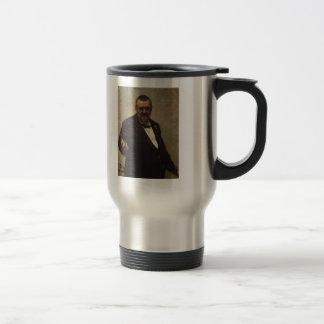 Ilya Repin- Portrait of Lawyer Vladimir Spasovitch Mug