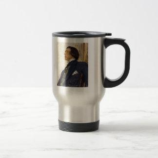 Ilya Repin- Portrait of Nikolai Evreinov Coffee Mugs
