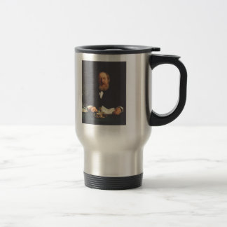 Ilya Repin- Portrait of poet and slavophile Mugs