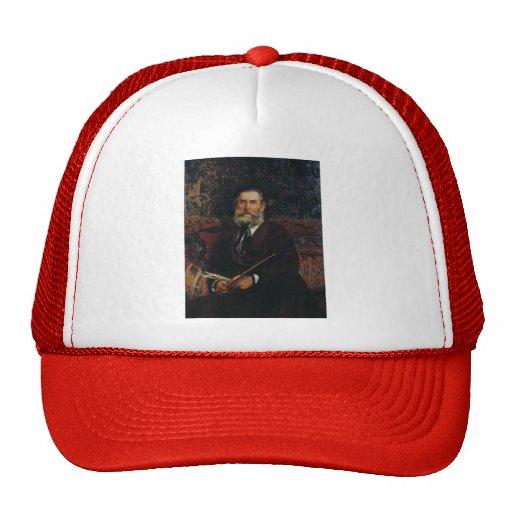 Ilya Repin- Portrait of the Artist A. P. Bogolubov Trucker Hat