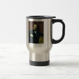 Ilya Repin- Portrait of the Narratorb Mug