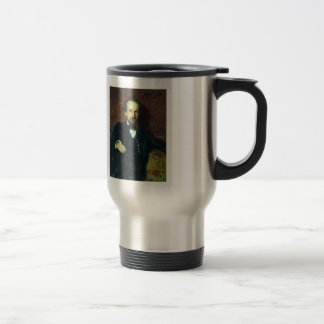 Ilya Repin- Portrait of the Narratorb Mugs