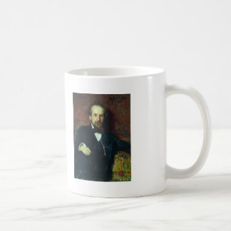 Ilya Repin- Portrait of the Narratorb Coffee Mugs