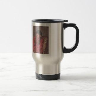 Ilya Repin- Portrait of V. E. Repin Coffee Mug