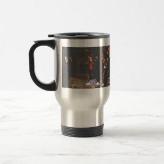 Ilya Repin- Putting a Propagandist Under Arrest Stainless Steel Travel Mug