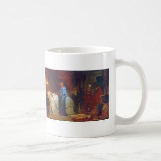 Ilya Repin- Raising of Jairus Daughter Basic White Mug