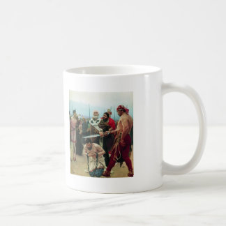 Ilya Repin- St. Nicholas Saves Three Innocents Basic White Mug