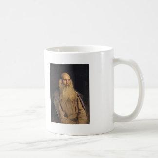 Ilya Repin- Study of an Old-Man Mugs