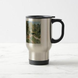 Ilya Repin- Summer day in Abramtsevo Stainless Steel Travel Mug