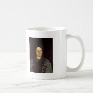 Ilya Repin- Tatyana Repina, the Artist's Mother Coffee Mug