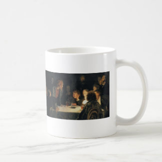 Ilya Repin- The Revolutionary Meeting Coffee Mug